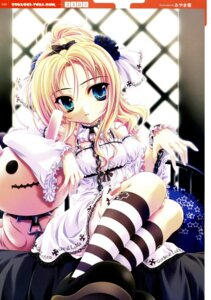 Rating: Questionable Score: 22 Tags: gothic_lolita lolita_fashion miyama-zero User: MDGeist