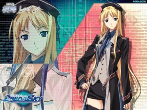 Rating: Safe Score: 13 Tags: baldr_sky giga kikuchi_seiji kirishima_rain wallpaper User: abdd
