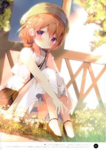 Rating: Safe Score: 55 Tags: dress gochuumon_wa_usagi_desu_ka? heels hoto_cocoa shiratama shiratamaco User: kiyoe