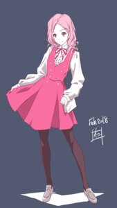 Rating: Safe Score: 26 Tags: dress nii_manabu pantyhose User: saemonnokami