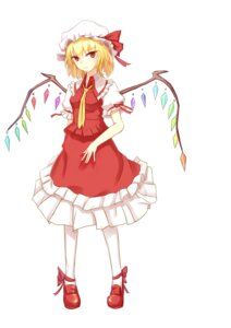Rating: Safe Score: 14 Tags: flandre_scarlet magicxiang pantyhose touhou wings User: gnarf1975