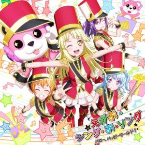 Rating: Safe Score: 8 Tags: bang_dream! disc_cover kitazawa_hagumi matsubara_kanon michelle_(bang_dream!) seta_kaoru tagme thighhighs tsurumaki_kokoro uniform User: saemonnokami