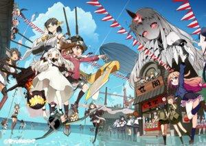 Rating: Safe Score: 62 Tags: akagi_(kancolle) akatsuki_(kancolle) amatsukaze_(kancolle) ass dress feet fusou_(kancolle) haruna_(kancolle) hibiki_(kancolle) hiei_(kancolle) horns ikazuchi_(kancolle) inazuma_(kancolle) junyou_(kancolle) kaga_(kancolle) kantai_collection kirishima_(kancolle) kiso_(kancolle) kitakami_(kancolle) kongou_(kancolle) kuma_(kancolle) kumano_(kancolle) mamiya_(kancolle) maru-yu megane musashi_(kancolle) mutsu_(kancolle) nagato_(kancolle) naitou_ryu nopan northern_ocean_hime ooi_(kancolle) pantyhose ryuujou_(kancolle) seaport_hime seifuku shimakaze_(kancolle) suzuya_(kancolle) tama_(kancolle) thighhighs tokitsukaze_(kancolle) uzuki_(kancolle) yamashiro_(kancolle) yamato_(kancolle) yukikaze_(kancolle) zuikaku_(kancolle) User: Mr_GT