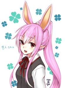 Rating: Safe Score: 15 Tags: animal_ears bunny_ears pointy_ears ryou@ryou seifuku User: nphuongsun93