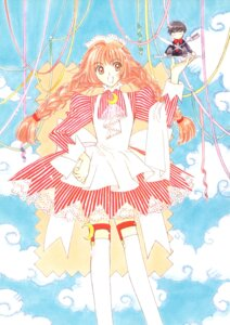 Rating: Safe Score: 2 Tags: akizuki_nakuru card_captor_sakura clamp kinomoto_touya possible_duplicate ruby_moon tagme User: Omgix
