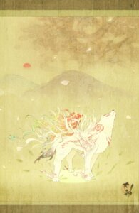 Rating: Safe Score: 8 Tags: amaterasu asqw monster ookami User: Amperrior