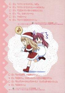 Rating: Safe Score: 12 Tags: christmas matsubara_yuna oda_nanami peco sono_hanabira_ni_kuchizuke_wo User: fireattack