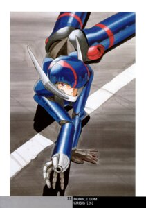 Rating: Safe Score: 3 Tags: asagiri_priscilla bubblegum_crisis sonoda_kenichi User: Radioactive