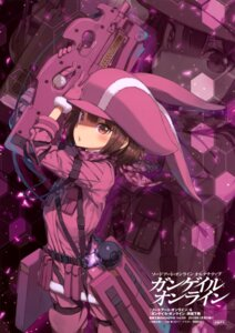 Rating: Safe Score: 29 Tags: gun gun_gale_online kuroboshi_kouhaku llenn sword_art_online sword_art_online_alternative:_gun_gale_online User: drop
