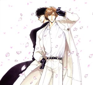 Rating: Safe Score: 4 Tags: clamp kigai_yuuto male sakurazuka_seishirou x User: Share