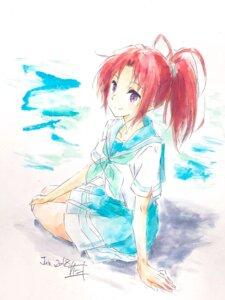 Rating: Safe Score: 16 Tags: hibike!_euphonium nakagawa_natsuki nii_manabu seifuku sketch User: saemonnokami