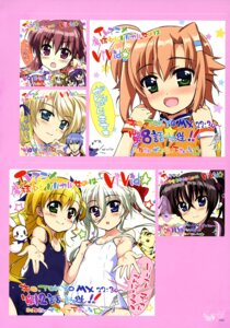 Rating: Safe Score: 17 Tags: asteion autographed cleavage einhart_stratos fujima_takuya harry_tribeca heterochromia mahou_shoujo_lyrical_nanoha mahou_shoujo_lyrical_nanoha_vivid miura_rinaldi sacred_heart school_swimsuit sieglinde_jeremiah swimsuits victoria_dahlgren vivio User: drop