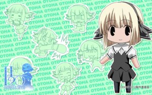 Rating: Safe Score: 6 Tags: chibi h2o_~footprints_in_the_sand~ makura otoha wallpaper User: syaoran-kun