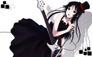 Rating: Safe Score: 45 Tags: akiyama_mio cait k-on! lolita_fashion wallpaper User: Syko83