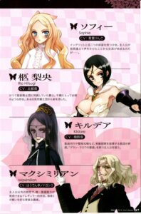 Rating: Safe Score: 5 Tags: animal_ears business_suit cleavage fixme hitsugi_rio kildare littlewitch oyari_ashito profile_page rosen_maximilian see_through seiken_no_faeries sophie_bernadotte User: admin2