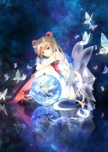 Rating: Safe Score: 41 Tags: heels lazy_orange sailor_moon see_through tsukino_usagi User: Mr_GT