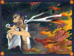 Rating: Safe Score: 2 Tags: blade_of_the_immortal male samura_hiroaki User: Radioactive