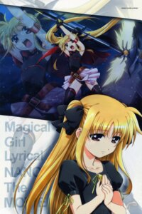 Rating: Safe Score: 6 Tags: fate_testarossa mahou_shoujo_lyrical_nanoha mahou_shoujo_lyrical_nanoha_the_movie_1st User: daemonaf2