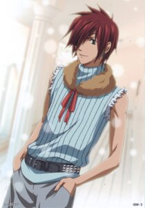 Rating: Safe Score: 2 Tags: d.gray-man lavi male User: Radioactive