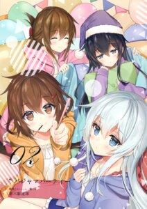Rating: Safe Score: 32 Tags: akatsuki_(kancolle) hibiki_(kancolle) ikazuchi_(kancolle) inazuma_(kancolle) kantai_collection necomi pajama User: kiyoe