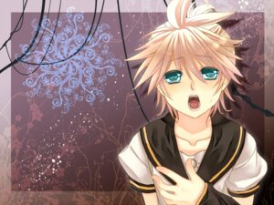 Rating: Safe Score: 7 Tags: kagamine_len male tamara vocaloid User: charunetra