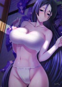 Rating: Questionable Score: 65 Tags: cleavage emanon_123 fate/grand_order fundoshi minamoto_no_raikou_(fate/grand_order) sarashi signed User: mash