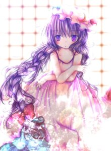 Rating: Safe Score: 5 Tags: kasuga_sunao patchouli_knowledge touhou User: konstargirl