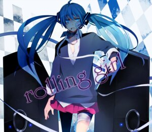 Rating: Safe Score: 17 Tags: bandages blood hatsune_miku rolling_girl_(vocaloid) shirotaka vocaloid User: Amperrior
