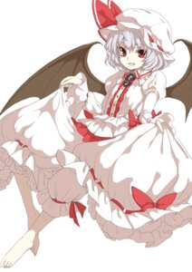 Rating: Safe Score: 30 Tags: chikado remilia_scarlet teintz touhou wings User: tbchyu001
