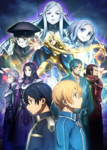 Rating: Safe Score: 21 Tags: administrator alice_schuberg armor cardinal eugeo japanese_clothes kirito megane quinella sword_art_online sword_art_online_alicization tagme uniform User: saemonnokami