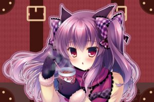 Rating: Safe Score: 29 Tags: animal_ears mizuki_yuuma nekomimi User: 椎名深夏