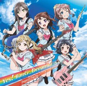 Rating: Safe Score: 18 Tags: bang_dream! disc_cover guitar hanazono_tae ichigaya_arisa seifuku toyama_kasumi ushigome_rimi yamabuki_saaya User: blooregardo