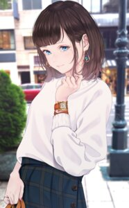 Rating: Safe Score: 18 Tags: saito_(artist) sweater User: Mr_GT