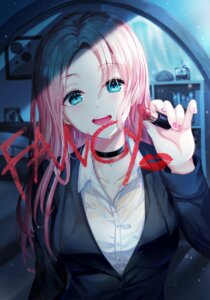Rating: Safe Score: 27 Tags: business_suit gongha see_through wet_clothes User: Dreista