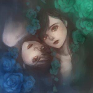 Rating: Safe Score: 3 Tags: heterochromia rozen_maiden souseiseki suiseiseki yukishiro User: charunetra