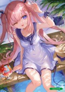 Rating: Safe Score: 38 Tags: dress melonbooks tamano_kedama User: BattlequeenYume