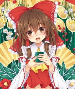 Rating: Safe Score: 30 Tags: hakurei_reimu kitou_kaitai touhou User: Mr_GT