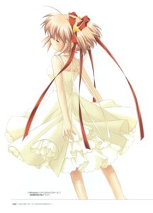 Rating: Safe Score: 9 Tags: dress hinoue_itaru kamikita_komari key little_busters! User: admin2