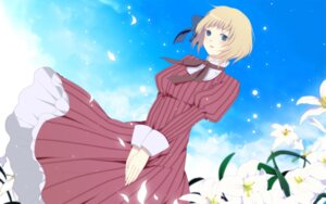 Rating: Safe Score: 6 Tags: hara_yuki hetalia_axis_powers liechtenstein wallpaper User: yumichi-sama