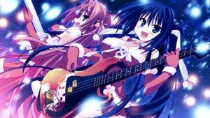 Rating: Safe Score: 16 Tags: christmas game_cg guitar hinata_mutsuki izumi_kyouka natsume_otona skyfish yotsuiro_passionato! User: WtfCakes
