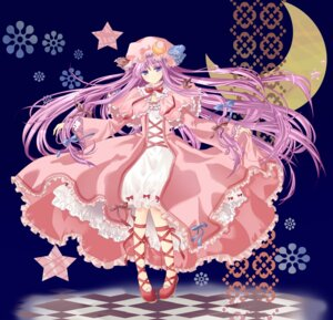 Rating: Safe Score: 14 Tags: patchouli_knowledge rukashima touhou User: Radioactive