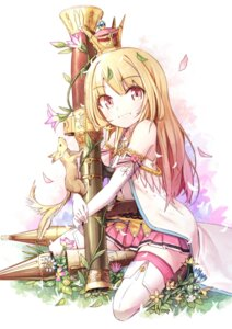 Rating: Safe Score: 46 Tags: pomon_illust thighhighs weapon User: nphuongsun93