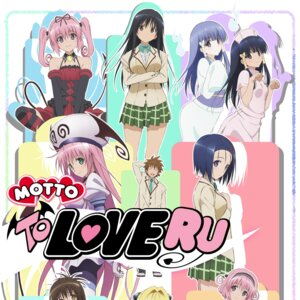 Rating: Safe Score: 18 Tags: breast_hold digital_version dress golden_darkness kotegawa_yui lala_satalin_deviluke momo_velia_deviluke motto_to_love_ru murasame_oshizu nana_asta_deviluke nurse sairenji_haruna seifuku tail thighhighs to_love_ru yukata yuuki_mikan yuuki_rito User: LiHaonan