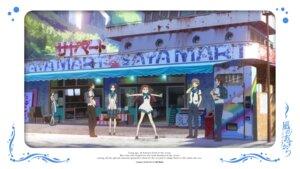 Rating: Safe Score: 8 Tags: hiradaira_chisaki isaki_kaname kihara_tsumugu mukaido_manaka nagi_no_asukara sakishima_hikari seifuku User: alice4
