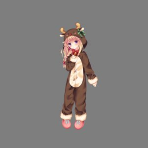 Rating: Questionable Score: 16 Tags: christmas horns hoshi_no_girls_odyssey nogi_takayoshi transparent_png User: Radioactive