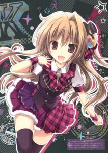 Rating: Safe Score: 76 Tags: aomi_maika karomix karory thighhighs User: Twinsenzw
