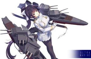Rating: Safe Score: 36 Tags: akasa_ai azur_lane pantyhose sword takao_(azur_lane) uniform User: Mr_GT