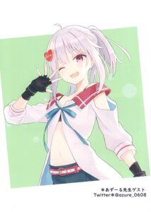 Rating: Safe Score: 31 Tags: azure0608 nagishiro_mito tagme User: kiyoe