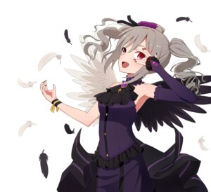 Rating: Safe Score: 34 Tags: dress kanzaki_ranko the_idolm@ster the_idolm@ster_cinderella_girls wings yahiro_(epicopeiidae) User: dotaxer