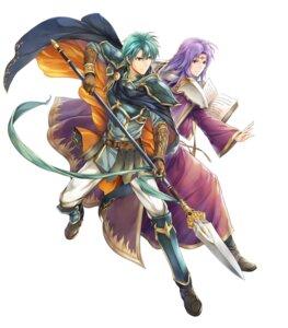 Rating: Questionable Score: 2 Tags: armor ephraim fire_emblem fire_emblem:_seima_no_kouseki fire_emblem_heroes heels lyon_(fire_emblem) nintendo weapon yamada_koutarou User: fly24
